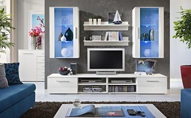 Dzīvojamās istabas mēbeļu komplekts ASM Galino G White