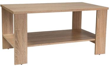 Kafijas galdiņš Signal Meble Sara Oak Sonoma, 1000x550x500 mm