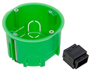 Hegel Mounting Box D68 H48 Green