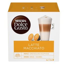 Kafijas kapsulas Nescafe, 0.194 kg, 16 gab.