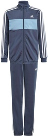 Adidas Essentials Tiberio Track Suit GU2757 Navy Blue 140cm