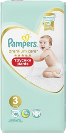 Pampers Pants Premium Care S3 48