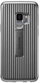 Samsung Protective Standing Cover For Samsung Galaxy S9 Silver