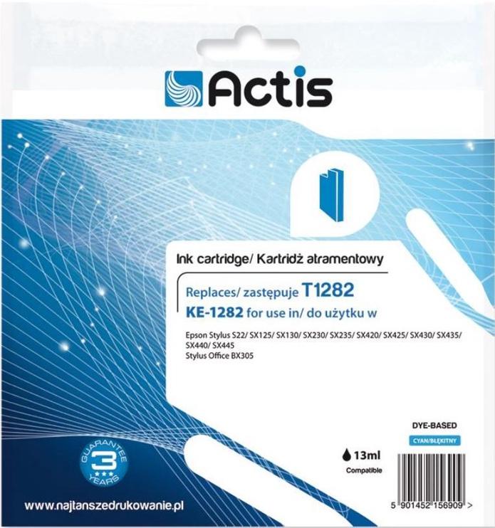 Actis Cartridge For Epson 13ml Cyan