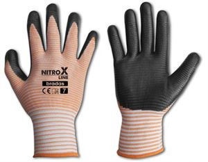 Nitro X Line With Nitrile Coating 10
