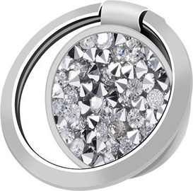 Devia Ring Holder Diamonds 3 Silver