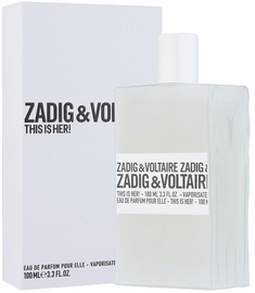 Духи Zadig & Voltaire This is Her! 100ml EDP