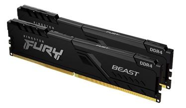 Operatīvā atmiņa (RAM) Kingston Fury Beast DDR4 8 GB CL16 2666 MHz