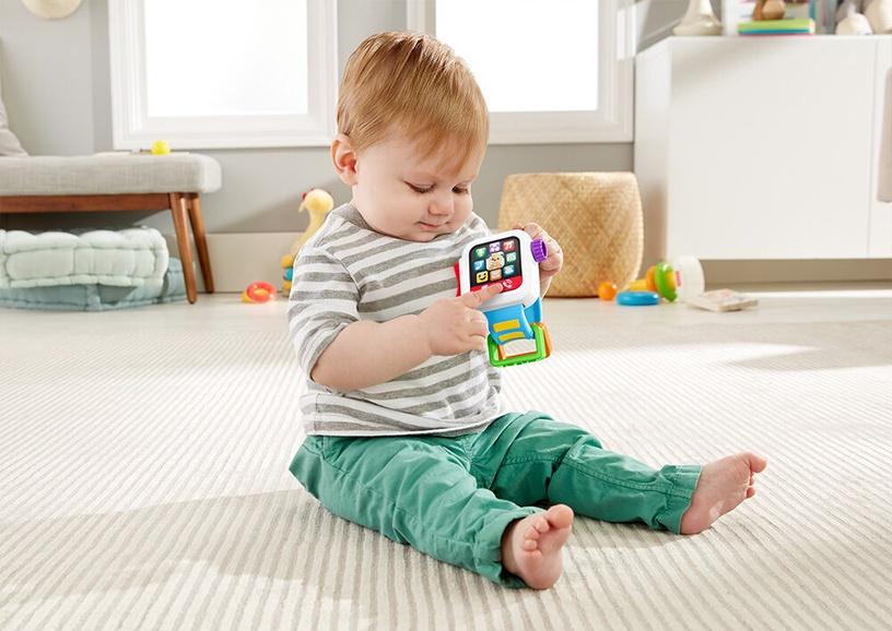 Interaktīva rotaļlieta Fisher Price Laugh & Learn