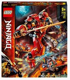 Konstruktors LEGO®Ninjago Uguns akmens robots 71720