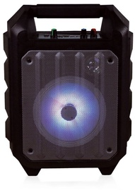Bezvadu skaļrunis Omega OG82B, melna, 20 W