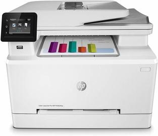 Многофункциональный принтер HP Color LaserJet Pro M283fdw (поврежденная упаковка)