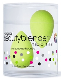 BeautyBlender Micro Mini Make Up Sponge Duo Green