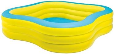 Baseins Intex, zila/dzeltena, 2290x560 mm, 1250 l