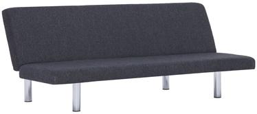 Dīvāngulta VLX Polyester 282193, pelēka, 168 x 76 x 66 cm
