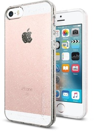 Spigen Liquid Air Glitter Back Case For Apple iPhone 5/5s/SE Transparent