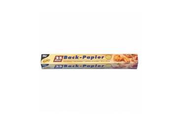 Pap Star Baking Paper 0.39x25m White