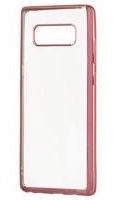 Hurtel Metalic Slim Back Case For Huawei P20 Pink