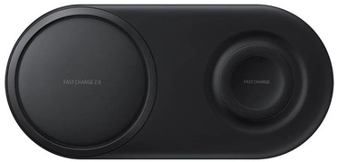 Samsung Wireless Charger Duo Pad Black