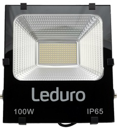 Leduro PRO 100 Floodlight 100W​ 4500K IP65 Black