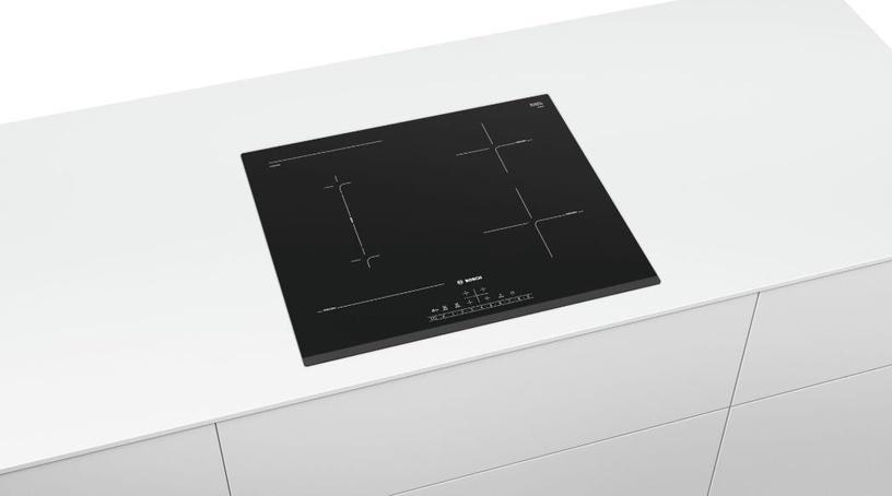 Indukcijas plīts Bosch PVS631FB5E Black