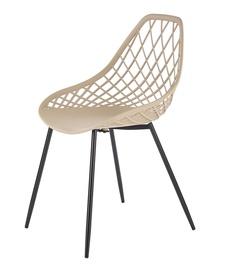 Ēdamistabas krēsls Halmar K330 Beige, 1 gab.