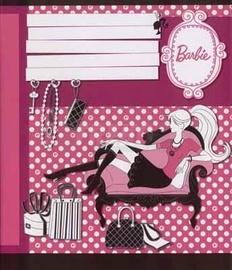 Mattel Barbie Copybook 18Pages