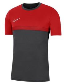 Nike Dry Academy PRO TOP SS BV6926 078 Grey Dark Red L