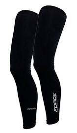 Force Term Leg Warmers Black XL