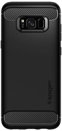 Spigen Liquid Crystal Back Case For Samsung Galaxy S8 Black