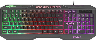 Fury Hellfire 2 Gaming Keyboard US