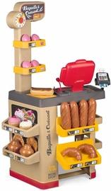 Lomu spēle (virtuve, ārsta komplekti, spēļu teltis utt.) Smoby Bakery