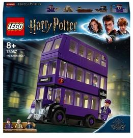 Konstruktors LEGO Harry Potter Knakts autobuss 75957, 403 gab.