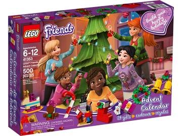 Konstruktors Lego Friends Advent Calendar 41353