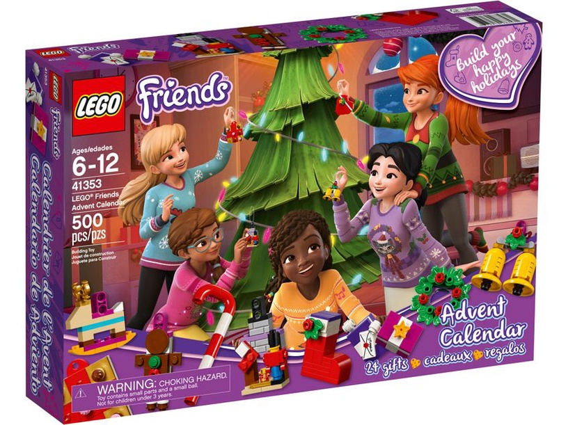 Konstruktors LEGO Friends Advent Calendar 41353