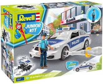 Revell Kit Junior Police Car With Figure 00820