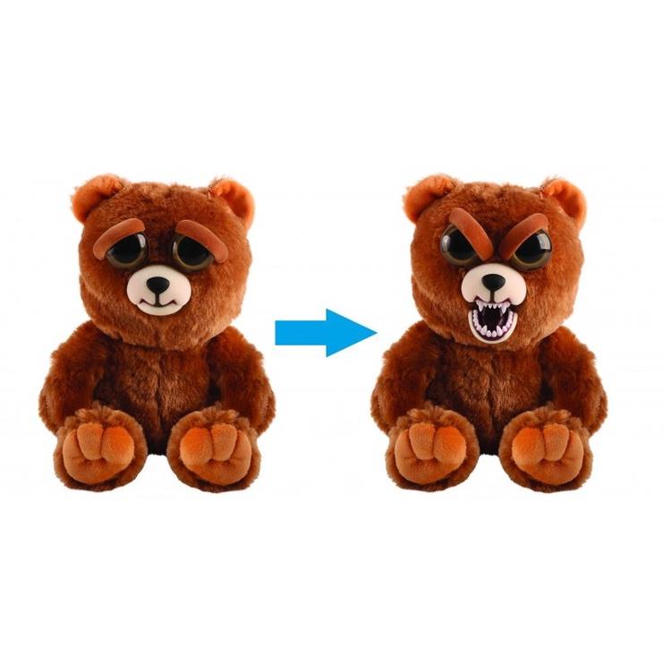Плюшевая игрушка Goliath Feisty Pets Bear 32321