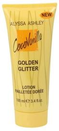 Лосьон для тела Alyssa Ashley CocoVanilla Golden Glitter, 100 мл