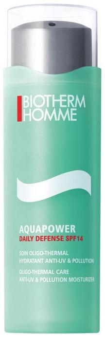 Крем для лица Biotherm Homme Aquapower Daily Defense SPF14, 75 мл
