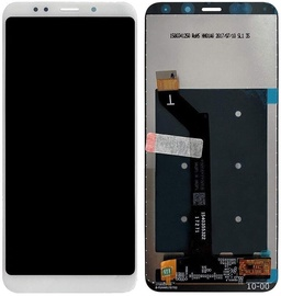 Запасные части для мобильных телефонов Xiaomi Redmi 5 Plus White LCD Screen