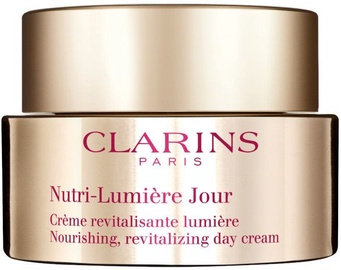 Sejas krēms Clarins Nutri Lumiere Day Cream, 50 ml