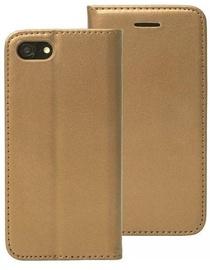 Mocco Smart Modus Book Case For Samsung Galaxy J7 J730 Dark Gold