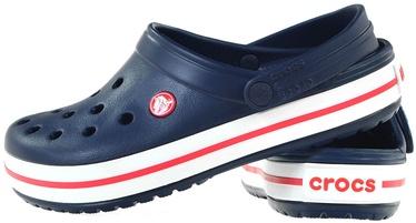 Шлепанцы Crocs Crocband, синий, 46 - 47