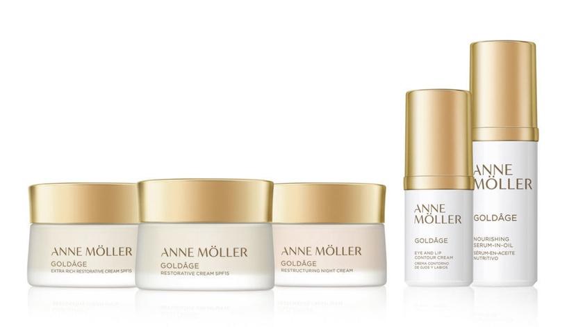 Сыворотка для лица Anne Möller Goldage Nourishing Serum In Oil, 30 мл