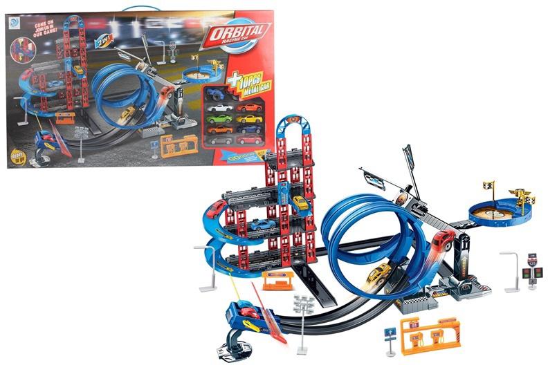 Автомобильная трасса SN Toy Track MX0100643