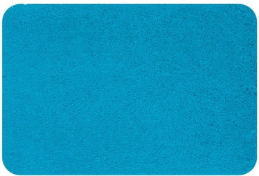 Spirella Highland Bathroom Rug Blue