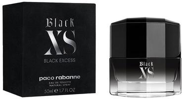 Paco Rabanne Black XS 50ml EDT 2018