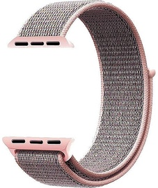 Ремешки Tech-Protect Nylon Strap For Apple Watch 38/40mm Pink Sand