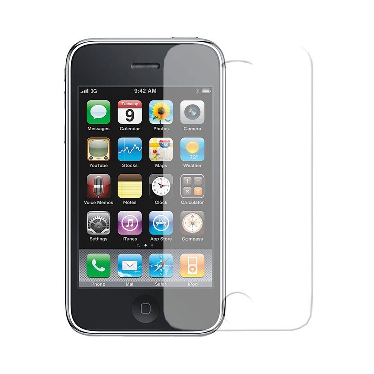 BlueStar Screen Protector For Apple iPhone 3/3GS Glossy