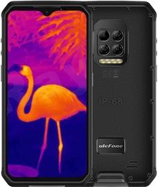 Mobilais telefons UleFone Armor 9 UF-A9, melna, 8GB/128GB